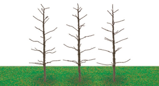 Hornby R8938 - PINE TREE ARMATURES 100MM X 3