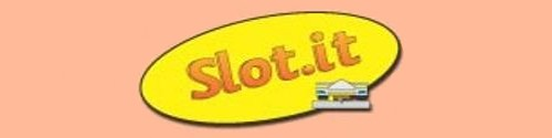 Slot It Slot Cars & Slot It Slot Car Accessories